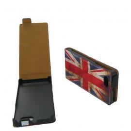 Etui Sony Xperia Z UK Vintage