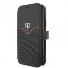 Etui Ferrari W folio stand pour iPhone 11 Pro Max noir