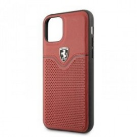 Coque Ferrari Victory pour iPhone 11 rouge