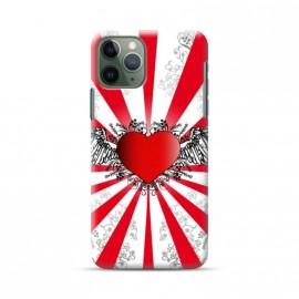 Coque pour Iphone 11 Pro motif Big Love