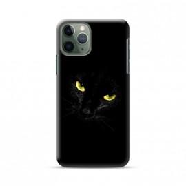 Coque pour Iphone 11 Pro motif Black Cat