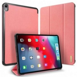 Etui pour Ipad Pro 11 2018 stand rose
