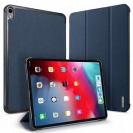 Etui pour Ipad Pro 11 2018 stand bleu