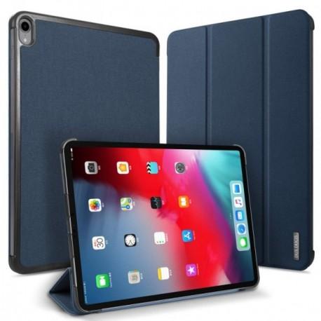 Etui pour Ipad Mini 5 stand bleu