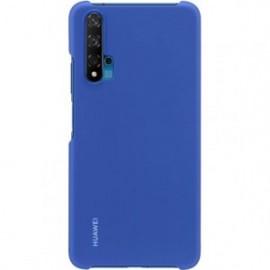 Coque rigide bleue Huawei pour Nova 5T