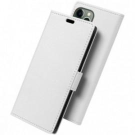 Etui folio pour iphone 11 pro blanc