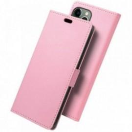 Etui folio pour iphone 11 pro rose