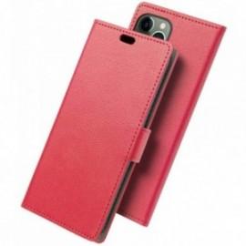 Etui folio pour iphone 11 pro rouge