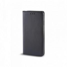 Etui pour Sony Xperia 1 Folio stand porte carte noir
