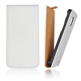 Etui Sony Xperia Z slim blanc