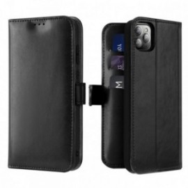 Etui pour Iphone 11 Pro Max Portefeuille noir
