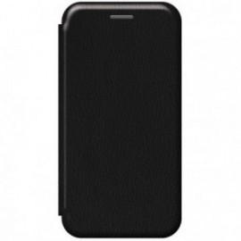 Etui pour Xiaomi MI NOTE 10 folio stand magnétique noir