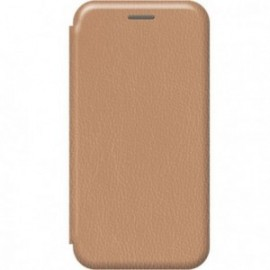 Etui pour Xiaomi MI NOTE 10 folio stand magnétique rose