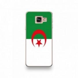 Coque pour Xiaomi MI Note 10 motif Drapeau Algérie