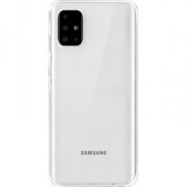 Coque souple transparente pour Samsung Galaxy A71