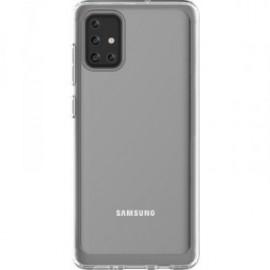 Coque Samsung pour Galaxy A71 semi-rigide transparente
