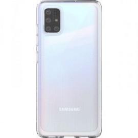 Coque Samsung pour Galaxy A51 semi-rigide transparente