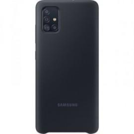 Coque Samsung pour Galaxy A51 semi-rigide noire