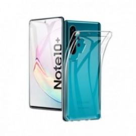 Coque pour Samsung Note 10 Lite souple transparente