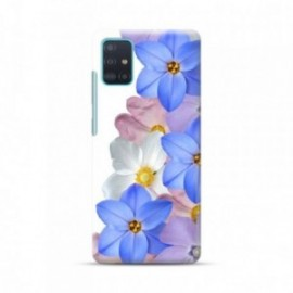 Coque pour Samsung A51 personnalisée motif Fleurs