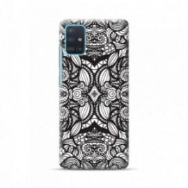 Coque pour Samsung A51 personnalisée motif Abstrait