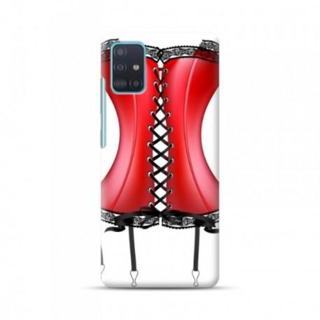Coque pour Samsung A51 personnalisée motif Bustier