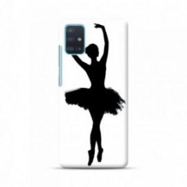 Coque pour Samsung A51 personnalisée motif Danseuse