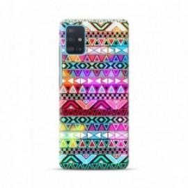 Coque pour Samsung A51 personnalisée motif Inca