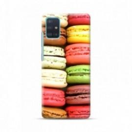 Coque pour Samsung A51 personnalisée motif Macaron