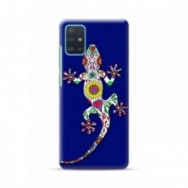 Coque pour Samsung A51 personnalisée motif Salamandre