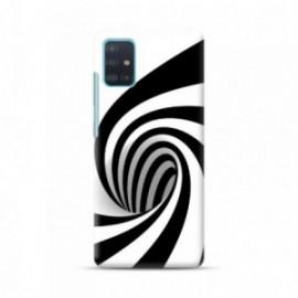 Coque pour Samsung A51 personnalisée motif Spirale