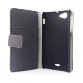 Etui Book Flip Case Sony Xperia J