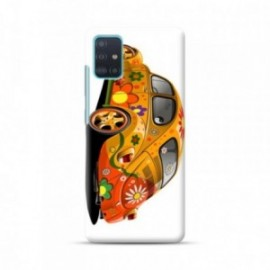 Coque pour Samsung S20 personnalisée motif Coccinelle