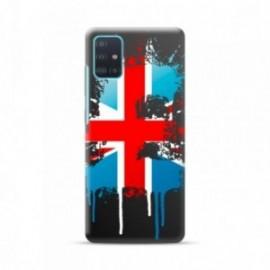 Coque pour Samsung S20 Plus personnalisée motif Uk