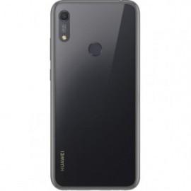 Coque souple transparente pour Huawei Y6s