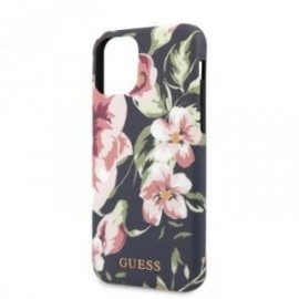 Coque pour Iphone 11 Pro Max Guess Flower shiny N,3