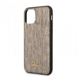 Coque pour Iphone 11 Pro Guess Lezard or