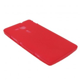 Coque Sony xperia SP rouge