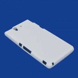 Coque Sony Xperia Z blanche
