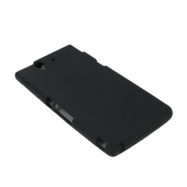 Coque Sony Xperia Z noire