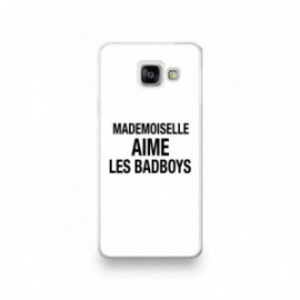 Coque en silicone pour Huawei P SMART 2020 motif Mademoiselle aime les Bad boys