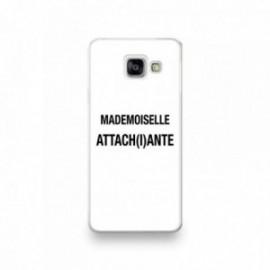 Coque en silicone pour Huawei P SMART 2020 motif Mademoiselle Attachiante