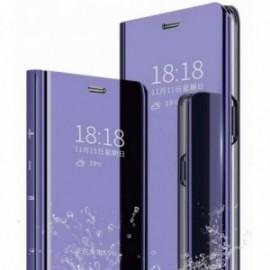 Etui compatible pour Oppo Find x2 pro miroir violet