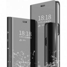 Etui compatible pour Oppo Find x2 neo miroir noir