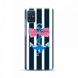 Coque pour Huawei Psmart 2020 personnalisée motif Noeud marin