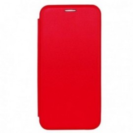 Etui folio stand pour Huawei Y6S rouge
