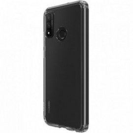 Coque hybrid clear traitement Anti rayures pour Huawei Psmart 2020