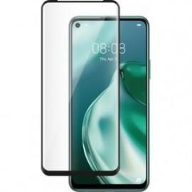 Protège-écran en verre trempé pour Huawei P40 Lite 5G
