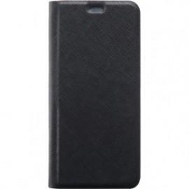 Etui folio noir pour Huawei P40 Lite