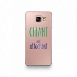 Coque pour Xiaomi Redmi Note 9 motif Chiant Mais Attachant